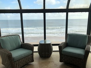 ***Direct Oceanfront Vilano Beach Townhome~Gorgeous Views!!!