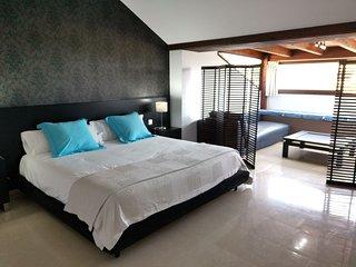 Atico Dúplex 4 dormitorios cerca de Puerto Banús hasta 8 personas