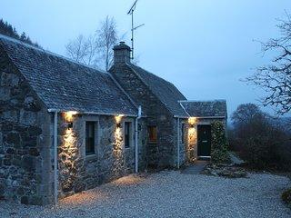 Bolt Hole Cottage Perthshire