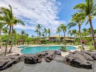 Desirable location at Mauna Lani Fairways 102!
