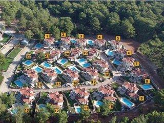 Araxa 10 Villa - Oludeniz/Fethiye