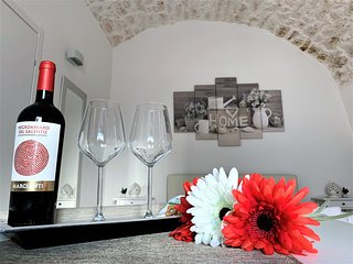 Velvet Home Guest Suite in the historic center of Ostuni
