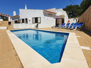 Estrela do Mar villa, 3 bedrooms, private swimming pool, quiet area