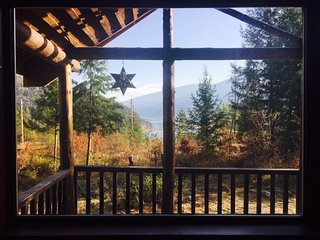Morning Star Log Cabin