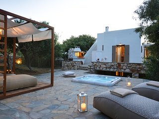 Villa Avra - Sea View Private Outdoor Jacuzzi Villa