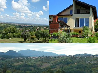 Vineyard Villa Varazdin STUDIO Apartment *** - Enjoy breathtaking views!
