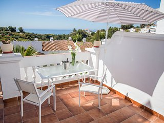 Oasis de Capistrano, Nerja, Stunning Sea Views