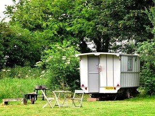 Little Oak Camping: Romany Style Caravan