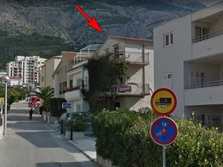 Two bedroom apartment Makarska (A-17224-a)