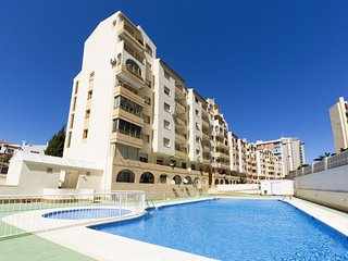 Mare Nostrum 8-5E - Apartment with pool and seaviews close to the beach in Calpe