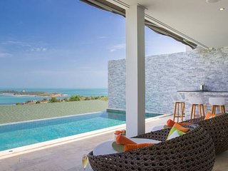 Sanctuary Apsara 3 BDRM Private Pool Ocean Views
