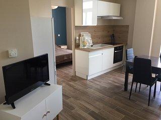 Appartement T2 meuble de 35m2 idealement place