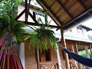 Hospedaje Los Pinos, Cabana en Minca