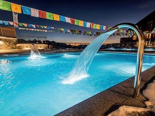 Appartement skis aux pieds | Accès piscine + espace bien-être