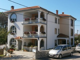 Family Apartment Anna °1 in the centre of Krk