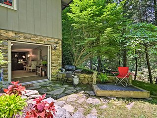 NEW! Fletcher House w/ Grill, 11 Mi. to Asheville!