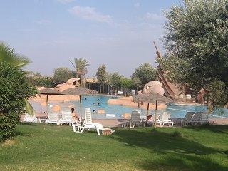 Appartement vacance Au centre Vizir Parc, Marrakech