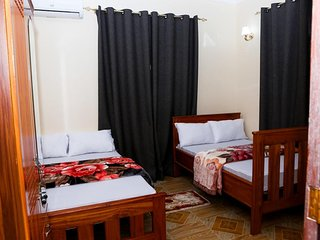 Chibuba Airport Accommodation Twin Room 2