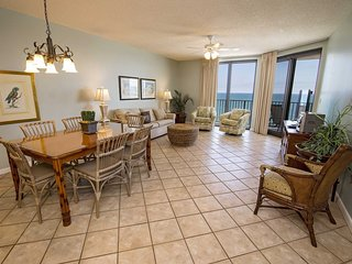 Rates Dropped ~ Close to FloraBama ~ All Tile 3/2 ~ Phoenix X 1414 ~ Gulf Front