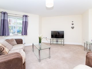 Lovely & Quiet Spacious 2 Bed Modern Fleetwood Flat Newcastle/Gateshead