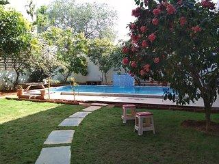 Villa go8485/2 Garden and swimming pool
