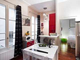 A cozy nest in the heart of the historic LE MARAIS