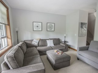 FREE ACTIVITIES -Bright Condo in a Fantastic Location by Harmony Whistler