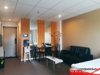 Smart Condominium - Studio with Balcony 2 - Cagayan de Oro