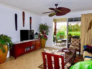 Waikoloa Beach Villas N2 - Stunning 2 Bedroom 2 Bath Villa with Golf Views!!