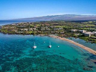 Waikoloa Beach Villas J22 - NEW 2 Bedroom Villa with Amazing Golf Views!!