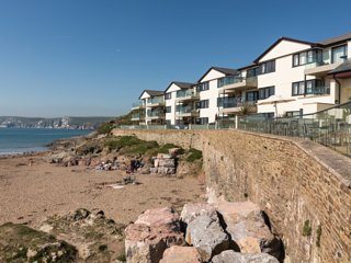 Stunning 2 bed Beachside Apartment in Bigbury on Sea South Hams south Devon
