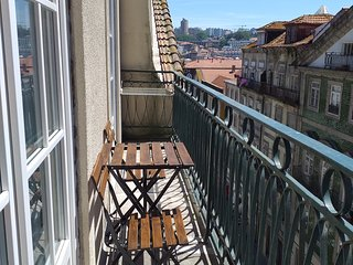 H2OPorto Ribeira -  2 bedroom apartment with balcony