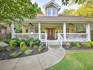 NEW! House in Franklin - Walk to Main St & Museums