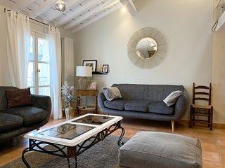 Grand appartement meublé centre historique