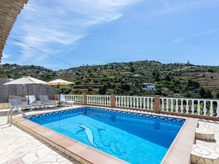 Villa Torrox Views, con Piscina privada y Terraza