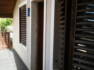 Two bedroom apartment Otocac (Velebit) (A-17484-a)