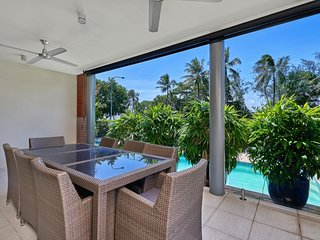 Peponi Beachfront Luxurious Apartment