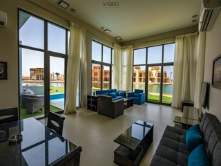 Tawila Island Tip Spacious 5 bedroom Villa in Gouna