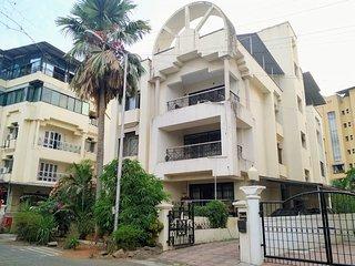 Parsik Hill Serviced Apartments, CBD Belapur