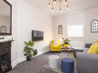 Stylish and most centre 2 bed city centre apartment