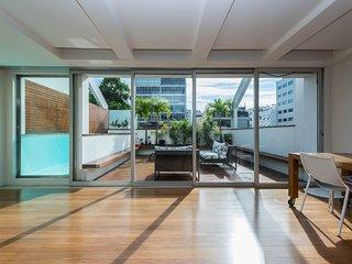 Cobertura de luxo com 4 Suites com piscina privada no Leblon - W01.415