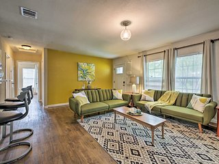San Antonio Home 3.3 Mi to Brackenridge Park!