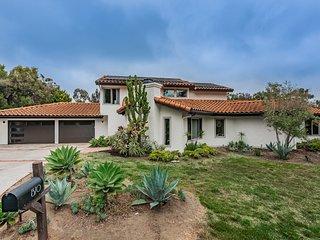 Encinitas Vacation Home with Backyard Retreat!