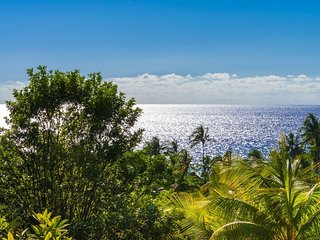 *Rates Reduced *One bedroom condo, right on the edge of Keauhou and beautiful ne