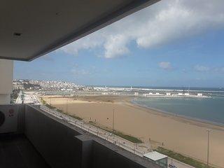 Bel appartement sur corniche de Tanger