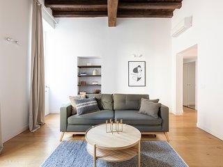 Sonder | Campo Marzio | Central 2BR + Balcony