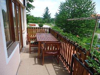 Irinovac Apartment Sleeps 6 with Pool Air Con and WiFi - 5806101