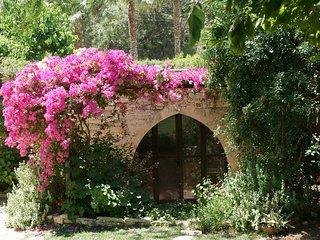 Garden Annexe studio in Agia Anna near Larnaca and airport