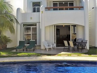 Luxury Playacar Villa | Great Location Walk to Beach and 5th Avenue | Large Pool