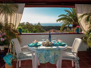 Apt. 'El Perenquen', close to Teresitas beach and Anaga mountains, nice views.